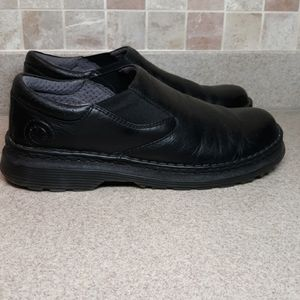 Dr martens orson slip on shoes.  Mens size 10